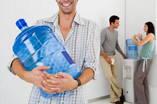 Доставка воды на дом и в офис